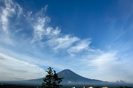 富士山 写真