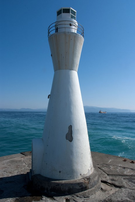 ふじのくに田子の浦みなと公園の灯台